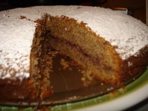 Torta rustica ai lamponi