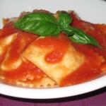 Ravioli di Mozzarella di Bufala Campana