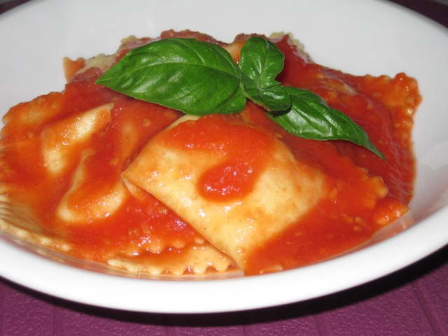Mozzarella And Pecorino Ravioli Recipes — Dishmaps