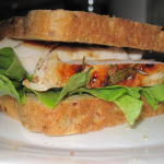sandwich al pollo