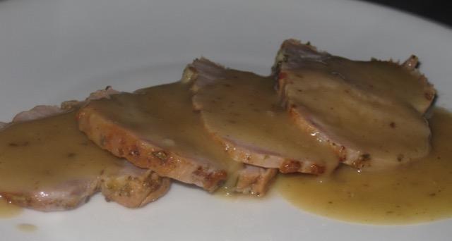 Filetto di maiale al ginepro