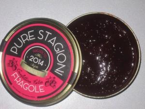 Confettura di fragole Pure Stagioni